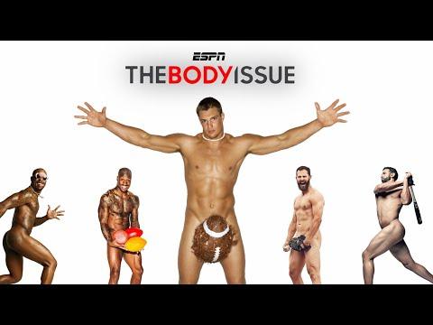 ESPN Body Issue (MEN) 2012-16 Compilation