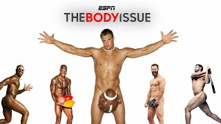 ESPN Body Issue (MEN) 2012-16 Compilation