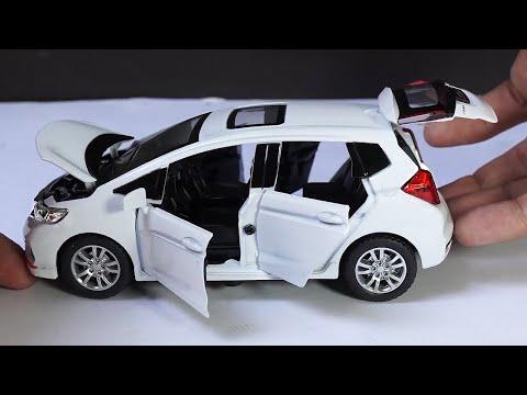 Unboxing of Honda Fit | Jazz 3rd Generation - Diecast Model Car