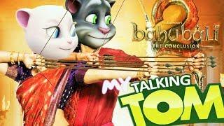 Veeron Ke Veer Aa | Talking Tom Version | Bahubali 2 - The Conclusion   Veero Ke Veer Aa