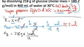12.6 Colligative Properties of Nonelectrolyte Solutions 1