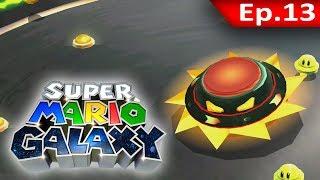Mario Galaxy (มาริโอ้ กาแล็กซี่) #13 - ลูกข่างมีหนาม (Boss)