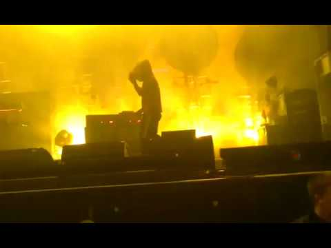 The Prodigy - Intro (live Stadium Live, Moscow, Russia,09.10.2015)