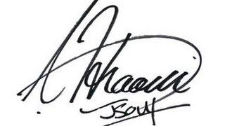 【三代目j soul brothers】メンバーのサインまとめ画像集 登坂広臣・今...