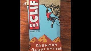 Clif Bar Crunchy Peanut Butter Review