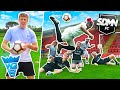 SIDEMEN vs W2S FOOTBALL CHALLENGE