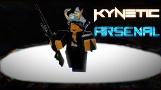 Kynetic Plays ARSENAL! (Roblox)