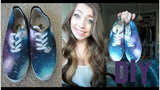One of Dani Noe's most viewed videos: DIY: Galaxy Shoes!