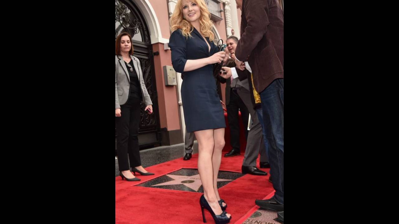 melissa rauch feet pictures