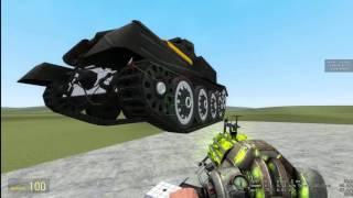 Pzkpfw 38Na Gmod ACF Speedbuilding Part 1