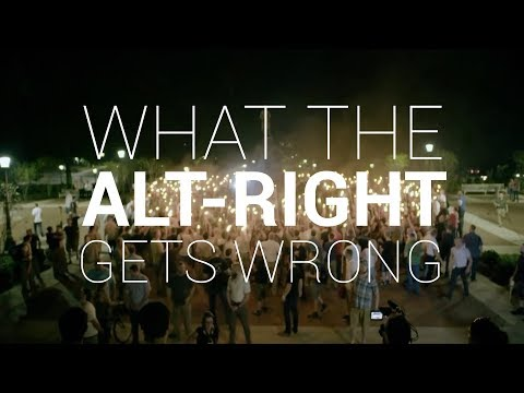 What the Alt-Right Gets Wrong