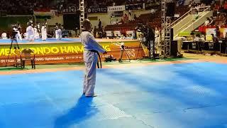 Campeonato del Mundo de Taekwondo corea del Sur 🇰🇷 Hanmadang 2017