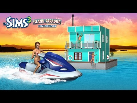 The Sims 3 | Island Paradise Expansion Pack
