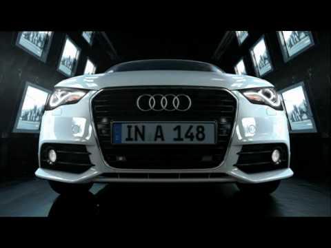 Audi A1 Image Film @ Mannheim bewegen!