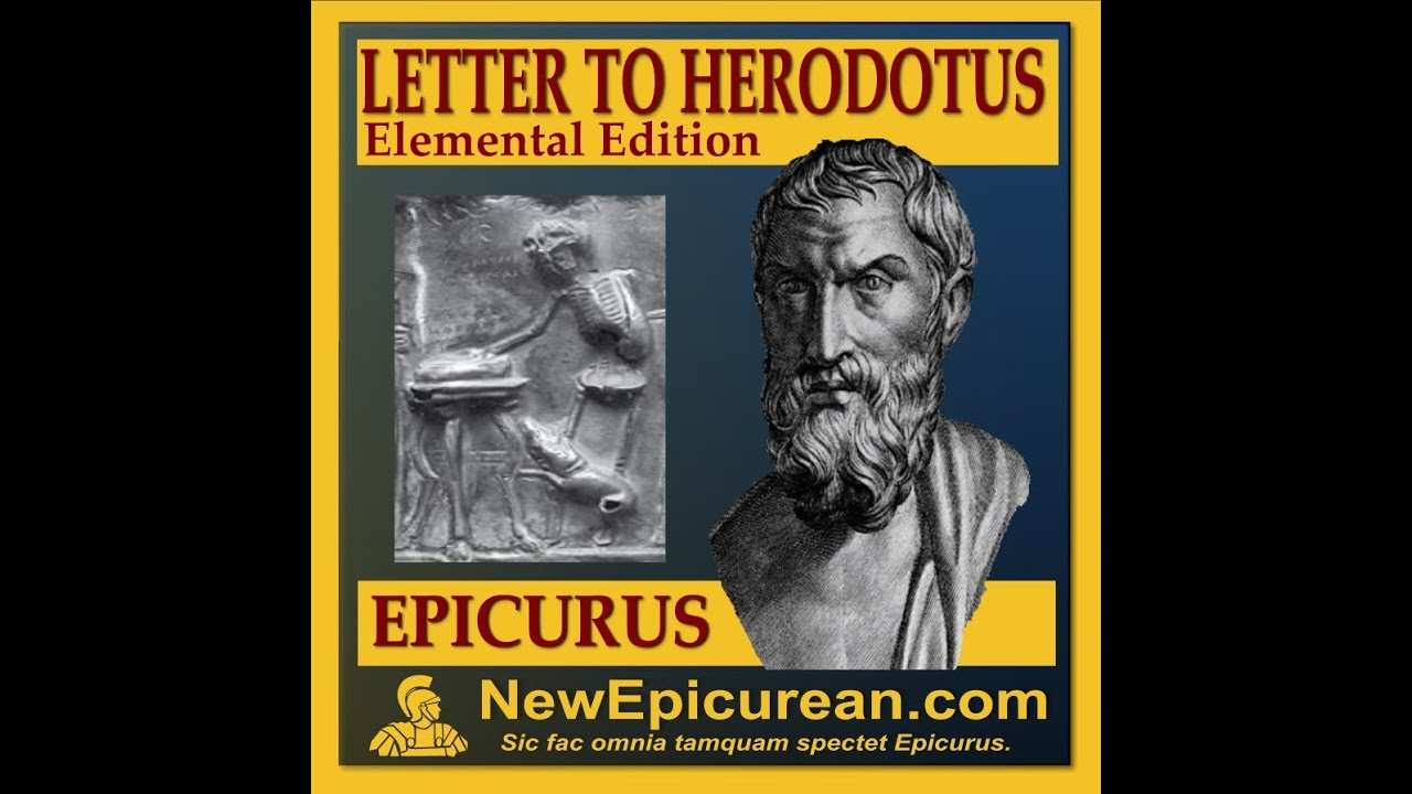 LETTER TO HERODOTUS EPUB DOWNLOAD