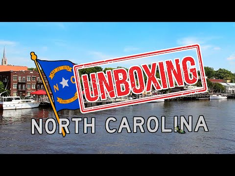 Unboxing NORTH CAROLINA: What's It Like to live in NORTH CAROLINA?