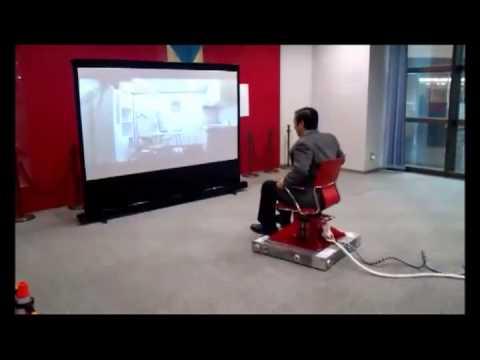 Portable Earthquake Simulator