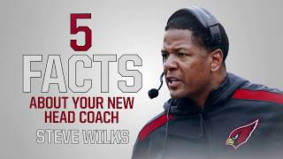 Five Facts About Steve Wilks