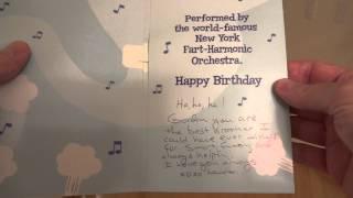 Classy Birthday Card