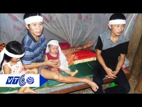 Quặn lòng 3 đứa trẻ mồ côi vì tai nạn giao thông | VTC