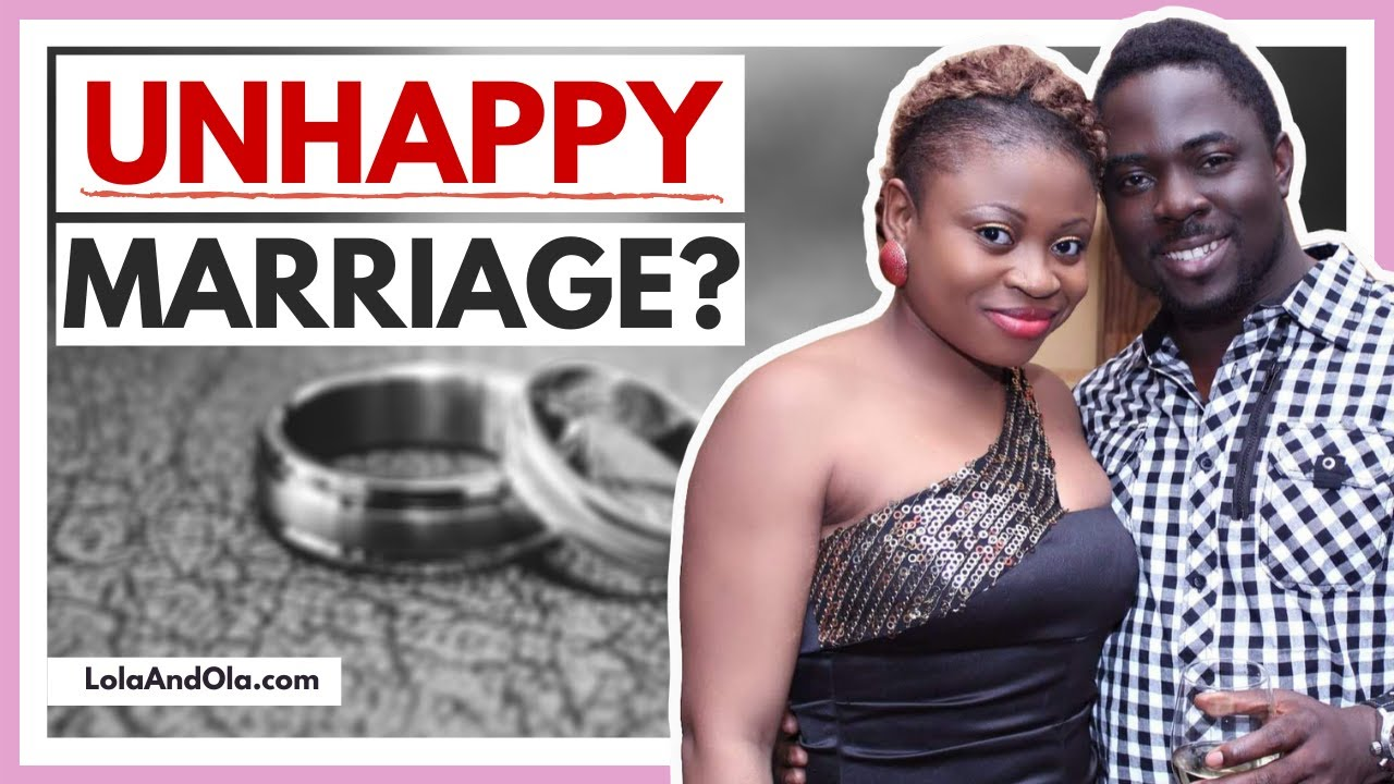 Unhappy Marriage But Cant Leave ️ Does he Love Me⁉️ - YouTube