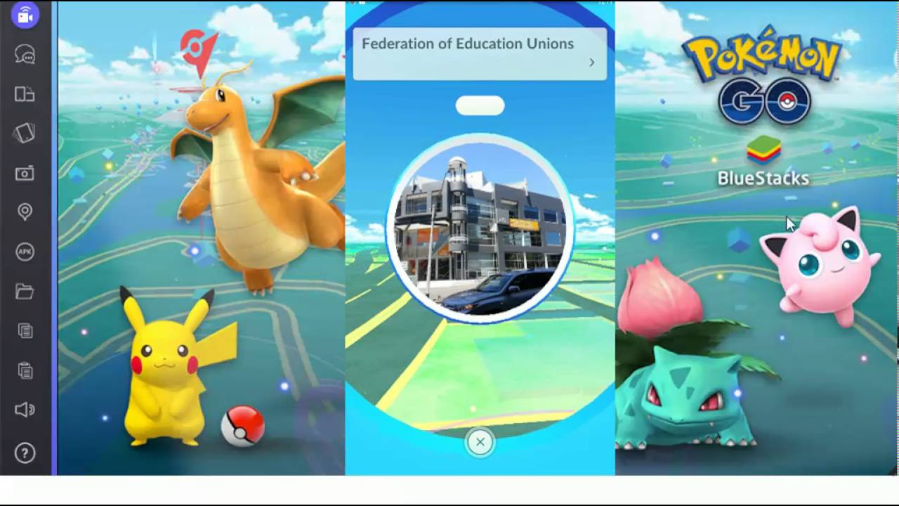 Update] Easy way to Install & Play Pokémon GO on PC with