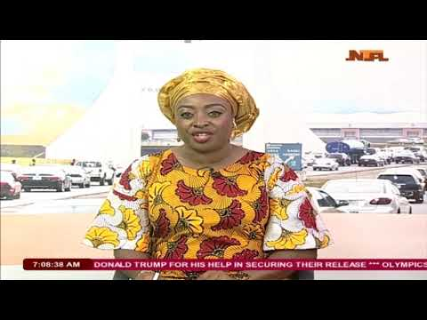 NTA Good Morning Nigeria: Anambra Governorship Election, NDDC In Focus -17/11/2017