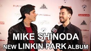 Mike Shinoda Talks New Linkin Park Album & Music For Relief w/ @RobertHerrera3