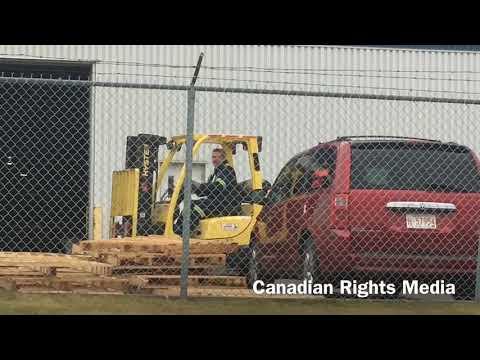 Canadian Rights Audit: Purolator Warehouse (Airport Location)