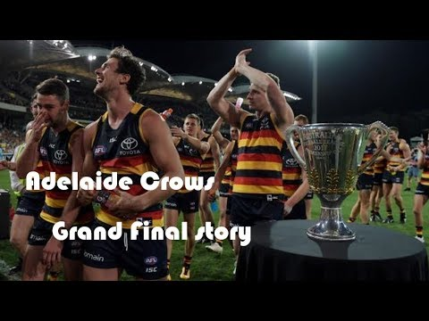 Adelaide Crows Grand Final Story