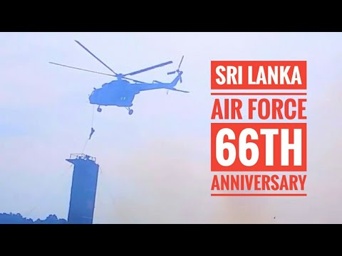 66th Air Force anniversary - vlog 088 / Sri Lanka