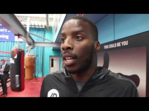 IF THIS WAS PRE- FURY, PEOPLE WOULD BE SAYING TO JOSHUA, WHY YOU TAKING THIS FIGHT -LAWRENCE OKOLIE