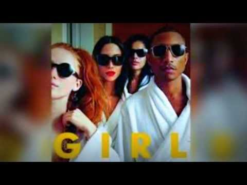 Free Download Pharrell Williams - It Girl Mp3 dan Mp4