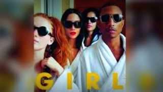 Pharrell Williams It Girl (Official Music ) in the Album G I R L.