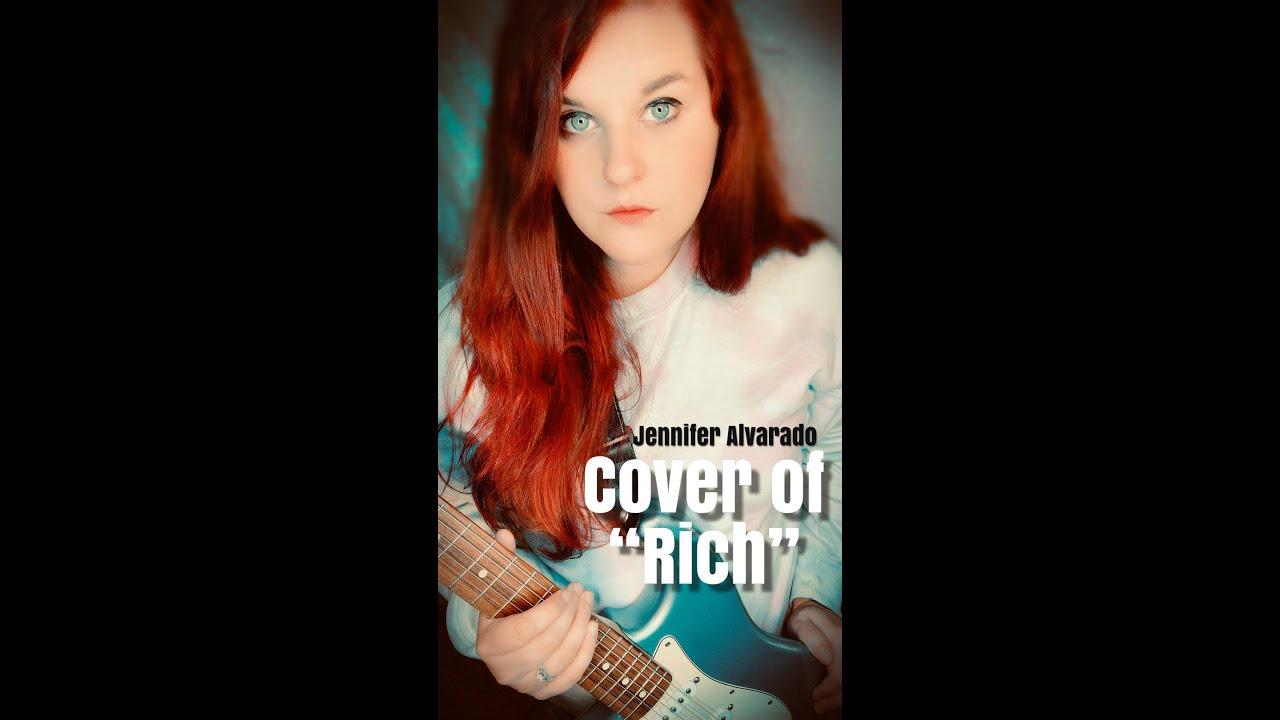 "Cover of Maren Morris' ""Rich"""