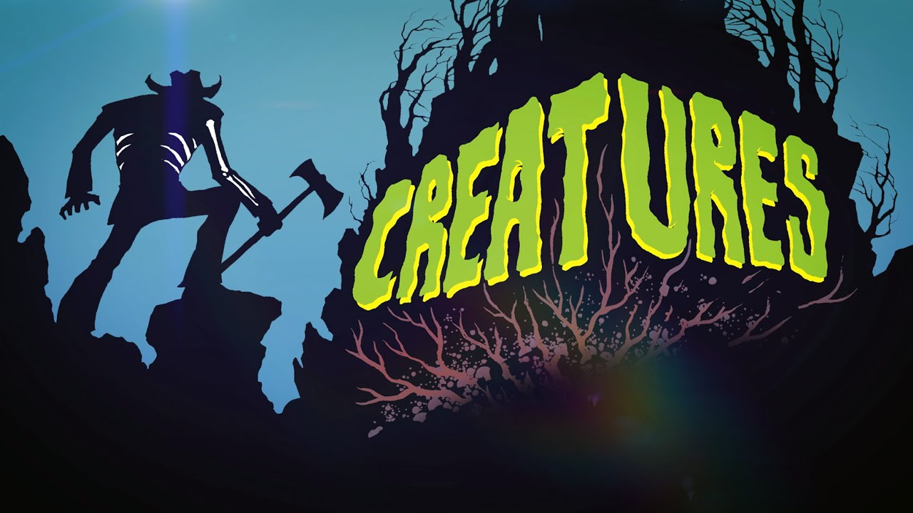 Jack The Radio: Creatures (Official Music Video)