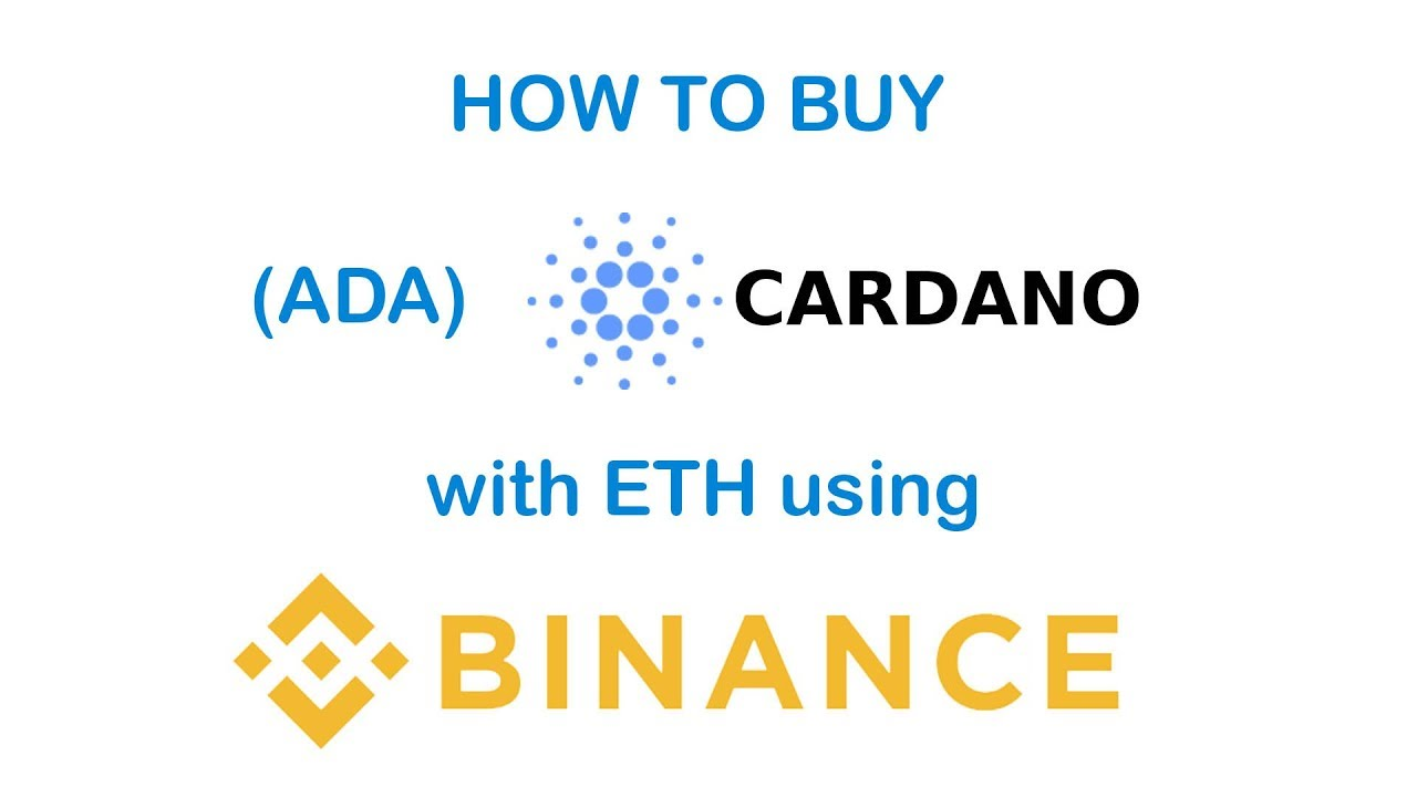 buy cardano cryptocurrency