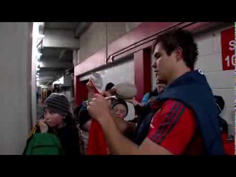 Behind The Scenes At Thomond Park - Munster V Cardiff Blues