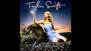 taylor swift- tied together with a smile cover