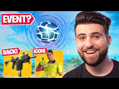 Everything Epic DIDN'T Tell You In The NEW Update! (Live Event, Rapidfire, Icon Skins) - Fortnite - SypherPK