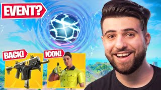 Everything Epic DIDN'T Tell You In The NEW Update! (Live Event, Rapidfire, Icon Skins) - Fortnite