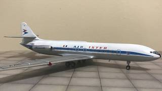 1/144 Mastercraft  Air Inter Caravelle