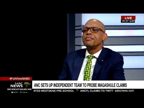 Independent team to probe Magashule claims: Pule Mabe