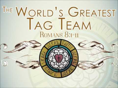 "4-2-2017 ""The World's Greatest Tag Team"" Pastor Roger Viksnes"
