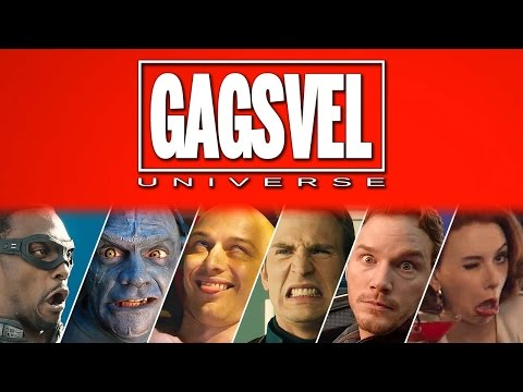 Gagsvel: The Funniest Marvel Superhero Universe