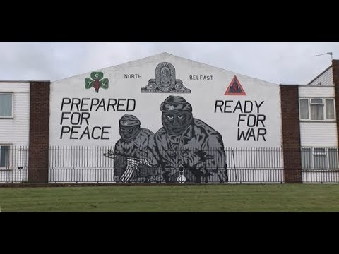 Two decades after peace pact, reconciliation still lags in Northern Ireland