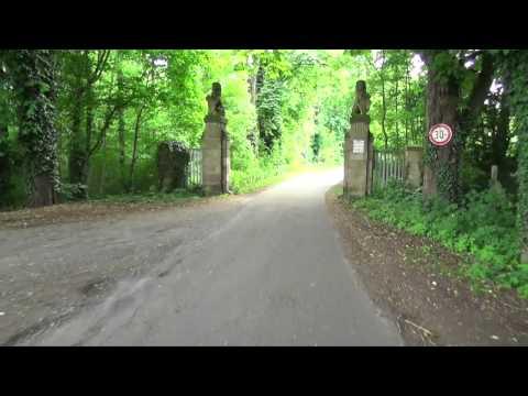 Der Weg zum Internat Schloss Buldern