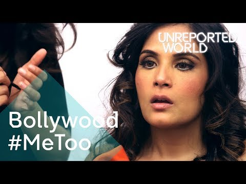 Actresses speaking out against sexual assault in India | Unreported World