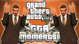 GTA 5 Online Funny Moments! - Tank Rodeo: The Sequel, Lui