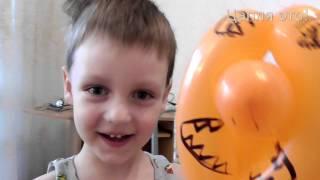 Фенёк и дятел - поделки из шариков-колбасок